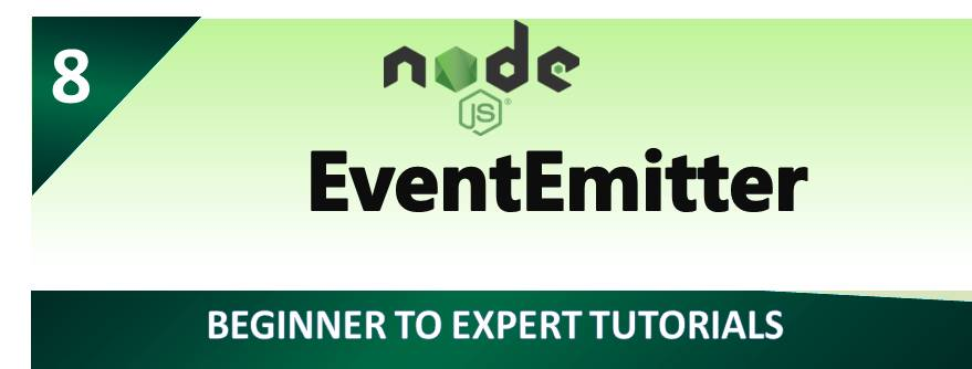 Node.js – EventEmitter