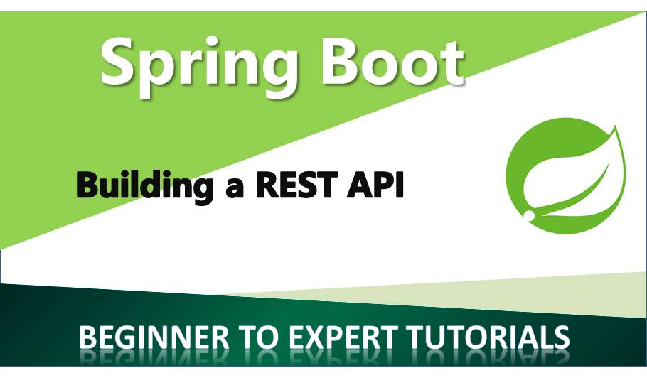 Building a REST API in Spring Boot