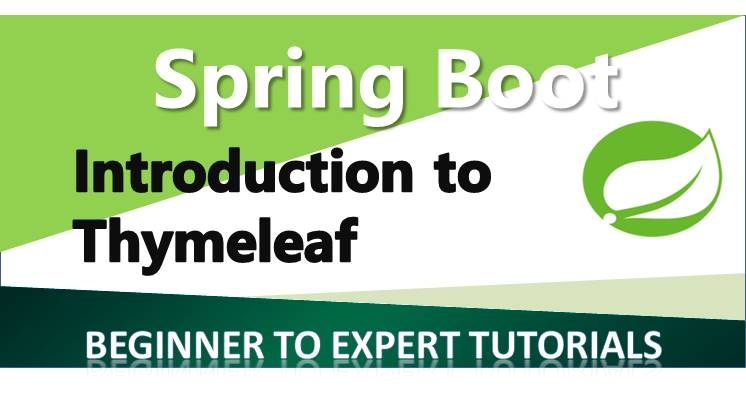Spring Boot – Introduction to Thymeleaf