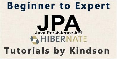 Hibernate JPA Tutorials
