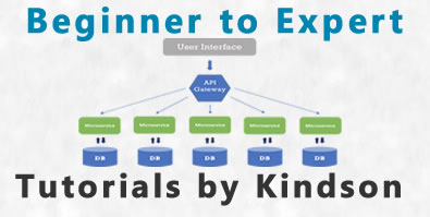 Microservices Tutorials by Kindson